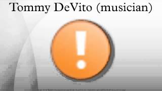 Tommy DeVito (musician)