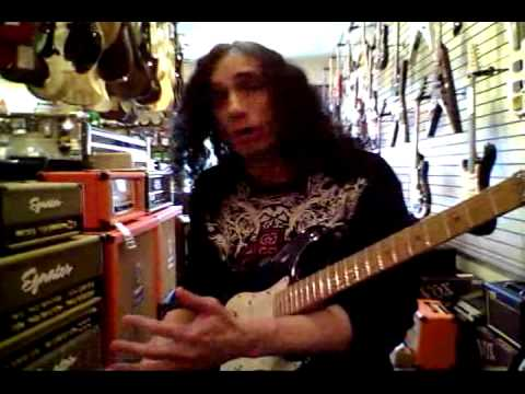 Egnater Renegade 65 Amp Demo - Barry G. Player at Quest Musique the Music Store