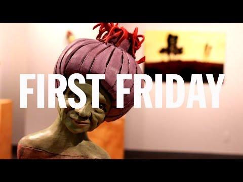 First Friday Downtown Winston-Salem