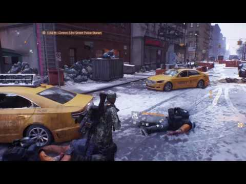 Tom Clancy's the Division Search and Destroy Wolves Den in Clinton Solo Like A Boss