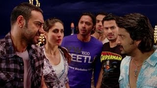 Tusshar Kapoor and the pool ball | Golmaal 3