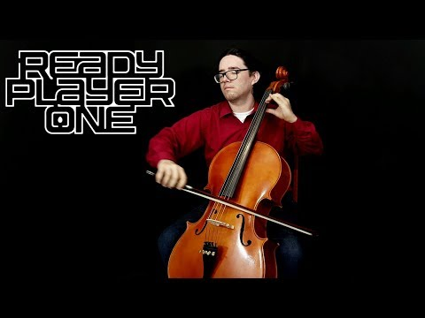 Ready Player One - Pure Imagination Cello Cover