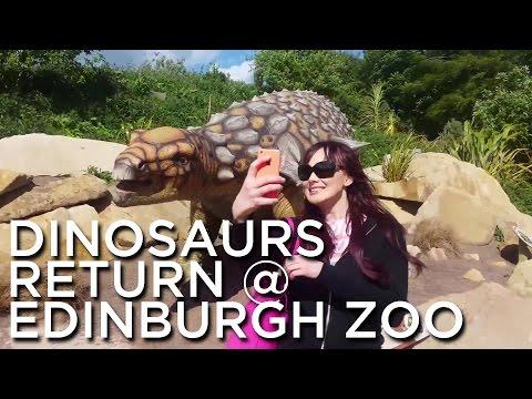 2015-05-31 'Dinosaurs Return @ Edinburgh Zoo'