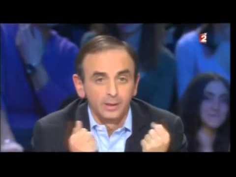 Clash entre eric zemmour et patrick s bastien on n 39 est pas couch youtube - On n est pas couche youtube ...