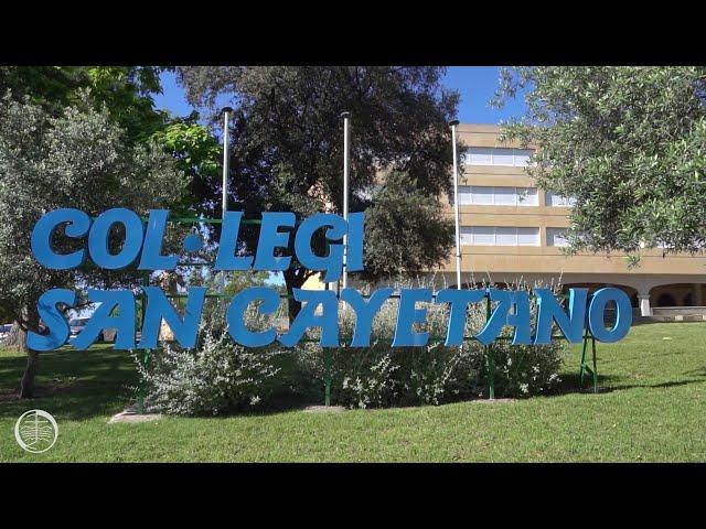 Tour Virtual Instalaciones ESO-BAC (Colegio San Cayetano)