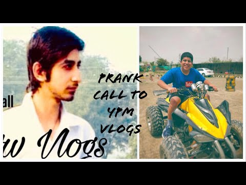 Prank Call To..ypm once again..❤️
