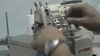KANSAI UK1014H01M2×4 http://www.perevalov.ru(Оверлок 4-ех ниточный, двухигольный профессиональные швейные машины, промышленные швейные машины, швейное..., 2009-03-30T09:22:42.000Z)