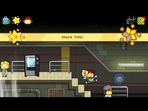Scribblenauts Unlimited Part 1: THE BEST GAME EVER |