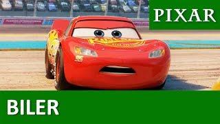Under Motorhjelmen med Lynet Mcqueen | Biler - Disney Pixar