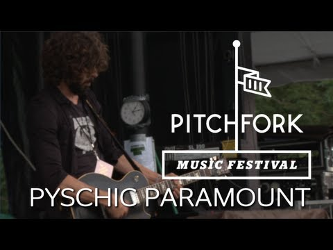 Psychic Paramount performs at Pitchfork Music Festival 2012