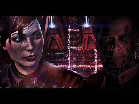 The Illusive Man & Shepard — Game with Fire (Игра с Огнем) #2 трейлер
