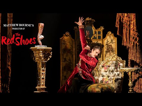"Meet The Cast: Adam Cooper As ""Boris Lermontov"" In Matthew Bourne's Production Of The Red Shoes"