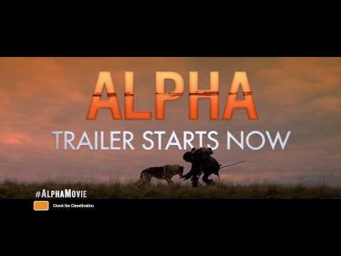 ALPHA - Official Trailer - In Cinemas September 27