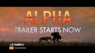 ALPHA - Official Trailer - In Cinemas September 27