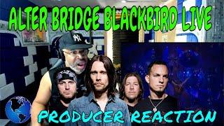 Alter Bridge Blackbird Live From Amsterdam - Producer Reaction
