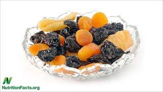 Přibírá se z ovocno-ořechových tyčinek?