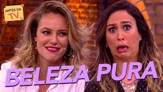 BELEZA PURA! Até fazendo careta Paolla Oliveira é LINDA!   Lady Night   Humor Multishow