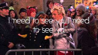 Face to Face (Imaginary Friend) - Debby Ryan and Ross Lynch [LYRICS]