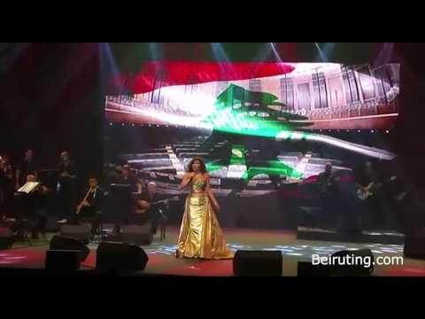 Najwa Karam - Beirut Concert 2015
