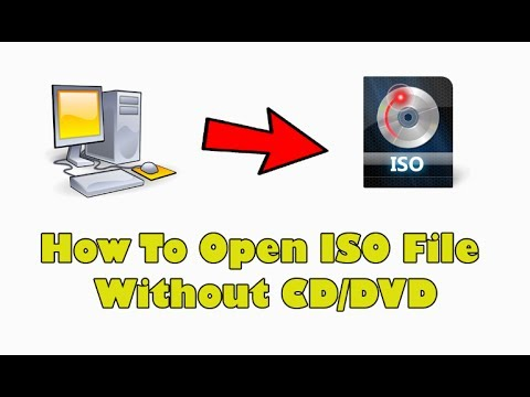 How To Open ISO File ? ISO File Open Kaise Kare