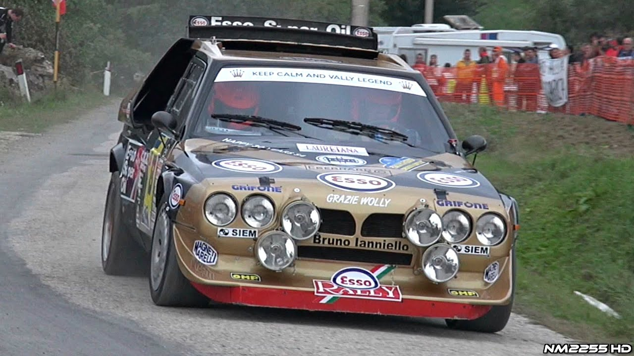 the legendary lancia delta s4 group b in action pure. Black Bedroom Furniture Sets. Home Design Ideas