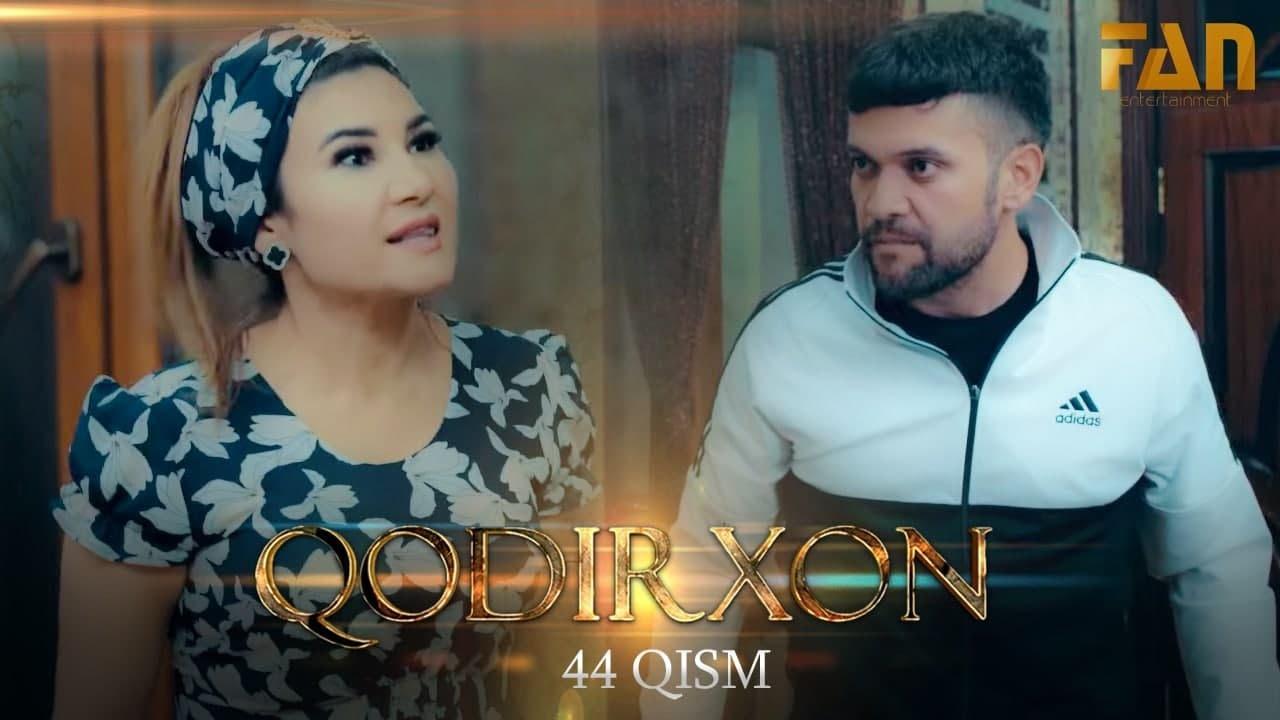 Qodirxon (milliy serial 44-qism) | Кодирхон (миллий сериал 44-кисм)