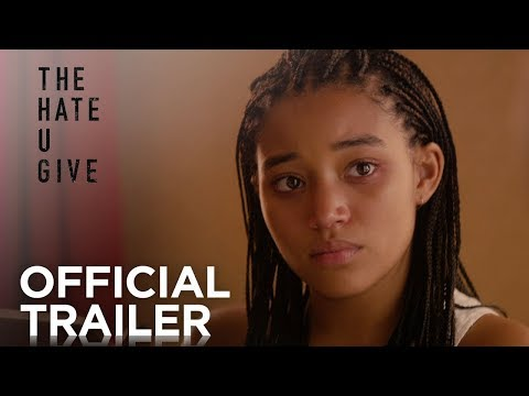 The Hate U Give   Official Trailer [HD]   20th Century FOX
