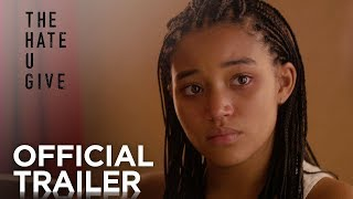 The Hate U Give | Official Trailer [HD] | 20th Century FOX streaming