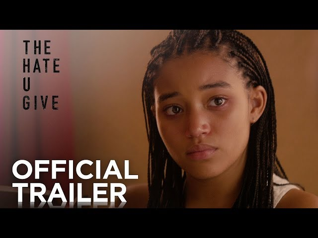 The Hate U Give | Official Trailer | 20th Century FOX