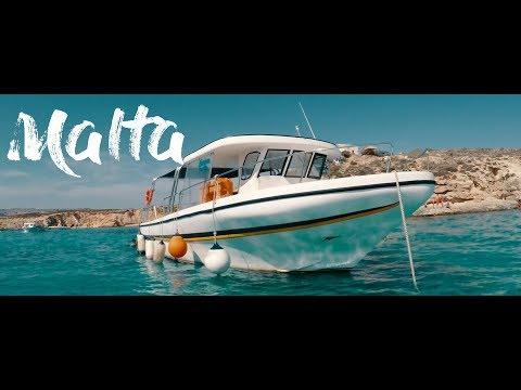 Malta Travel Video   traVeLOGS