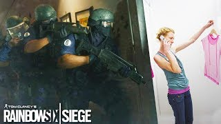 DON'T GET PEEKED!!! - Tom Clancy's Rainbow Six