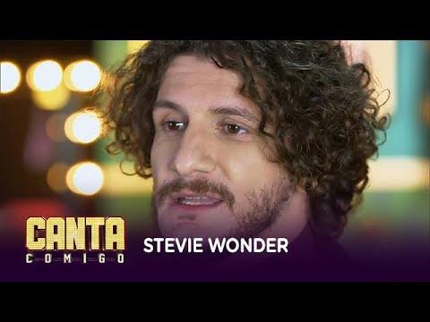Bruno D'Almora convence 25 jurados com música de Stevie Wonder, mas não se classifica