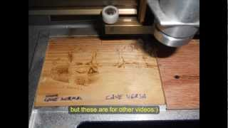 40w Co2 Laser Cutter (new gadget next to Sherline arrived)