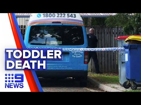 Investigation into toddler found dead in childcare minibus | Nine News Australia
