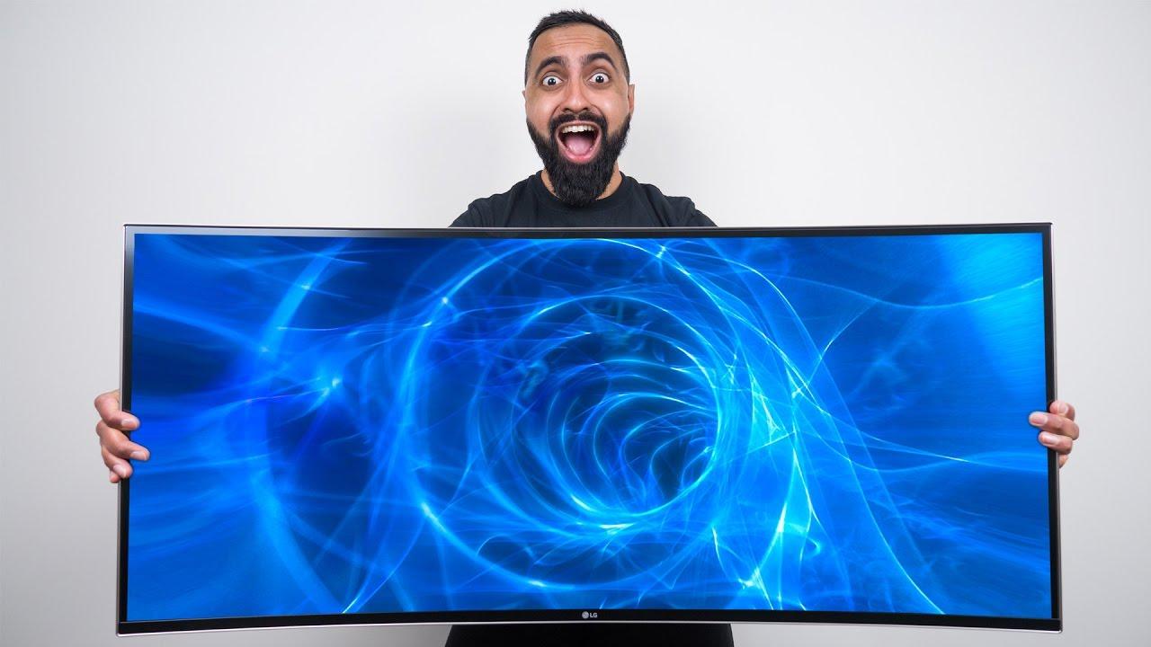 LG 38-inch UltraWide Monitor! (LG 38UC99)
