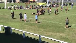 Provence Rugby Vs Waikite (New Zealand) 1/2
