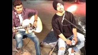 Diljit Dosanjh Live || Ik Kudi || Do You Know || & New Song Recording..... Sirra Ganna
