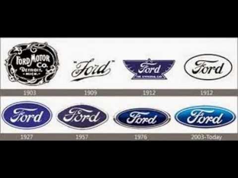 The Evolution Of Car Company Logos