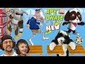 THERE'S AN APE CHASING MY DOG OREO & MAILMAN POSTAL JENKINS! (NEW FGTeeV Game News)