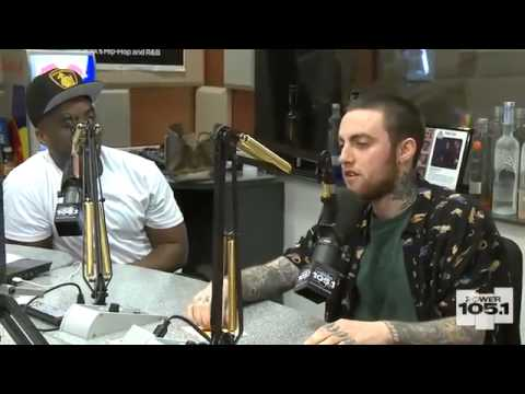 Mac Miller Interview With The Breakfast Club - Power 105.1