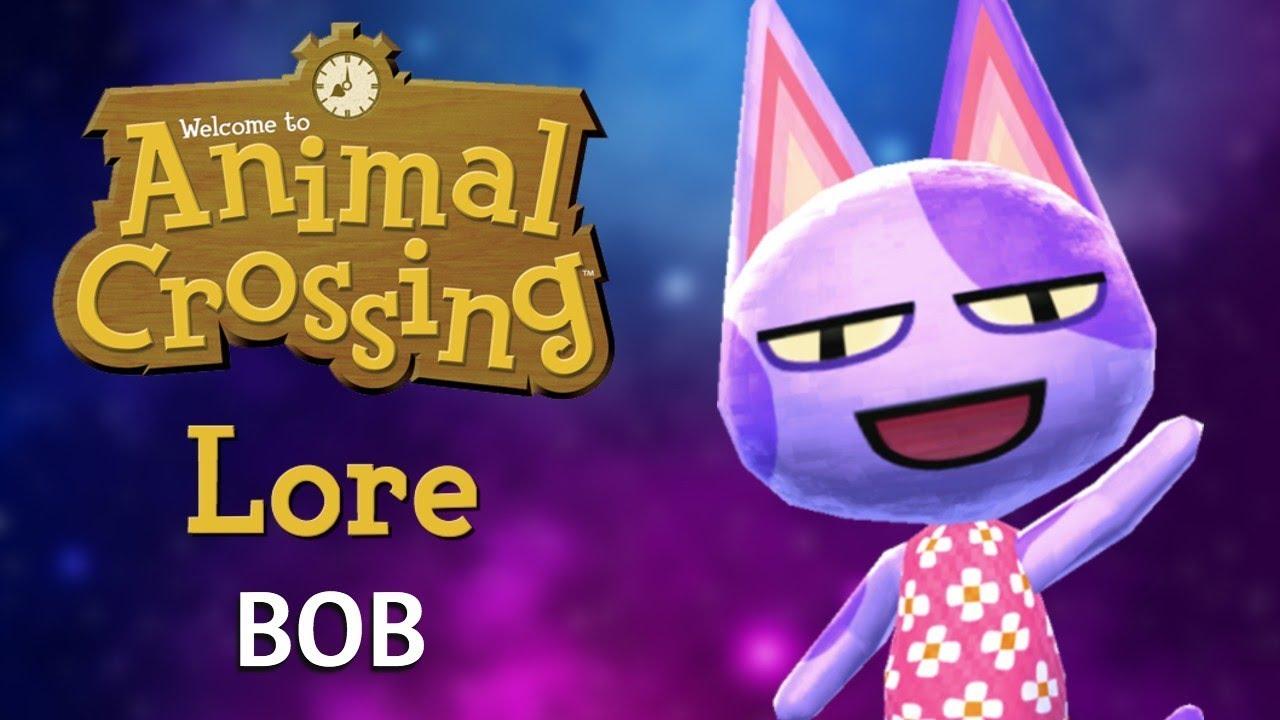 Animal Crossing Lore Bob Youtube