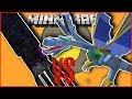 Minecraft - METHUSELAH KRAKEN VS THE QUEEN (THE TITAN KRAKEN GOES UP AGAINST THE ORESPAWN MOD)