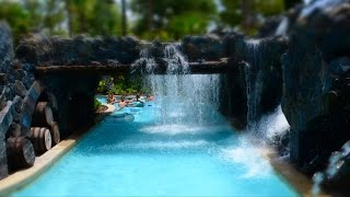 Four Seasons Orlando Resort at Walt Disney World Recreation Tour w/ Pools, Lazy River, Water Slides