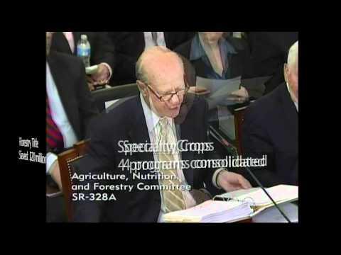 Senate Ag Committee Passes 2012 Farm Bill