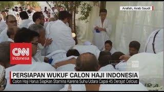 Download Video Persiapan Wukuf Calon Haji Indonesia | Kilas Haji 2018 MP3 3GP MP4