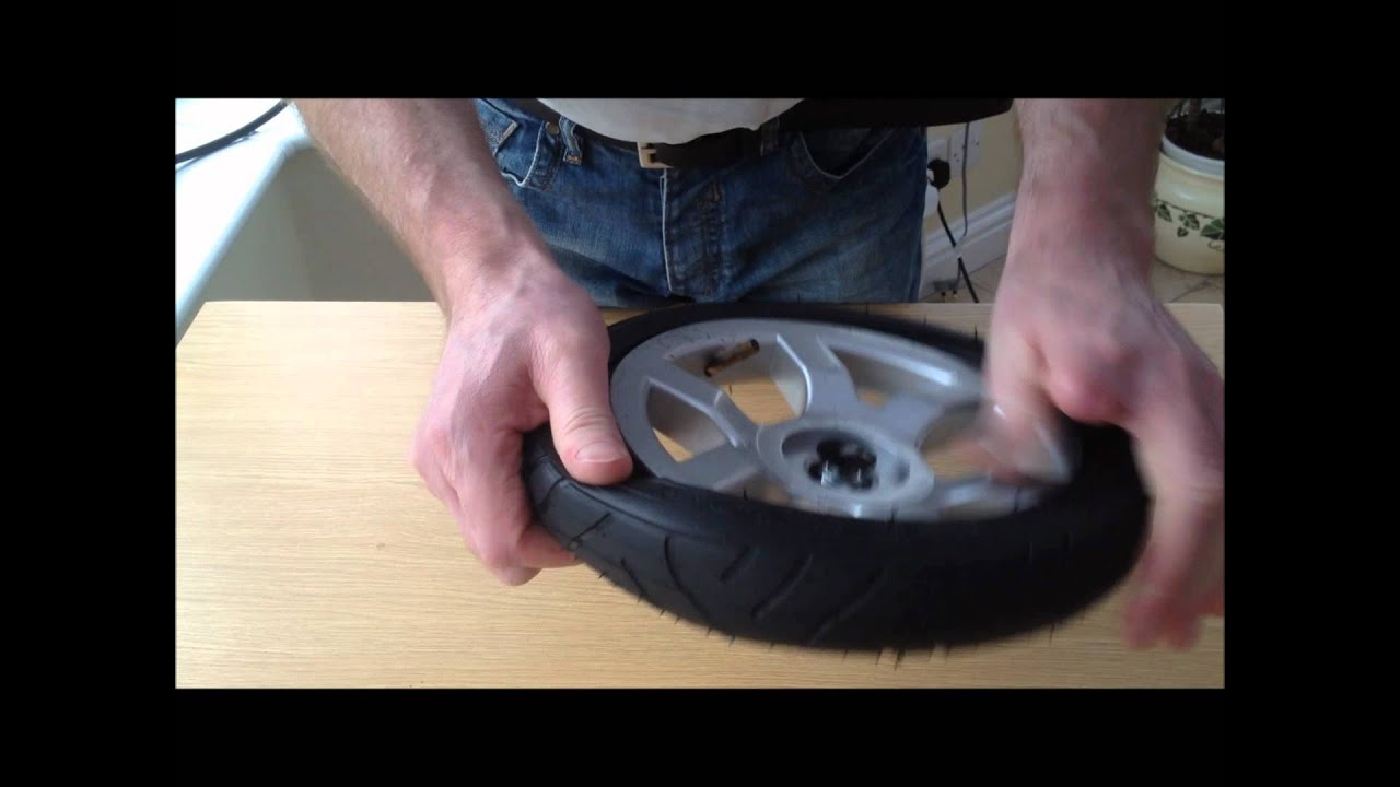 Mountain Buggy Duet Pneu Fitting A Jane Slalom Pro Replacement Tyre And Inner Tube