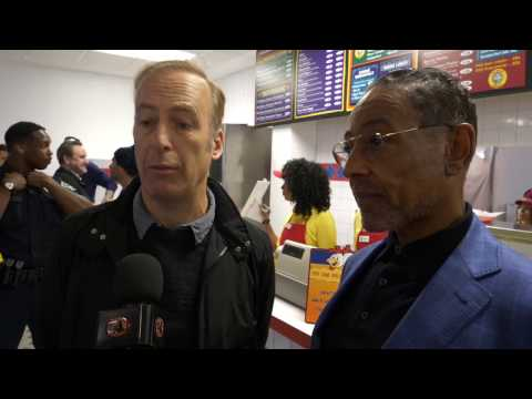 The Cinematography Podcast - Better Call Saul - Bob Odenkirk & Giancarlo Esposito