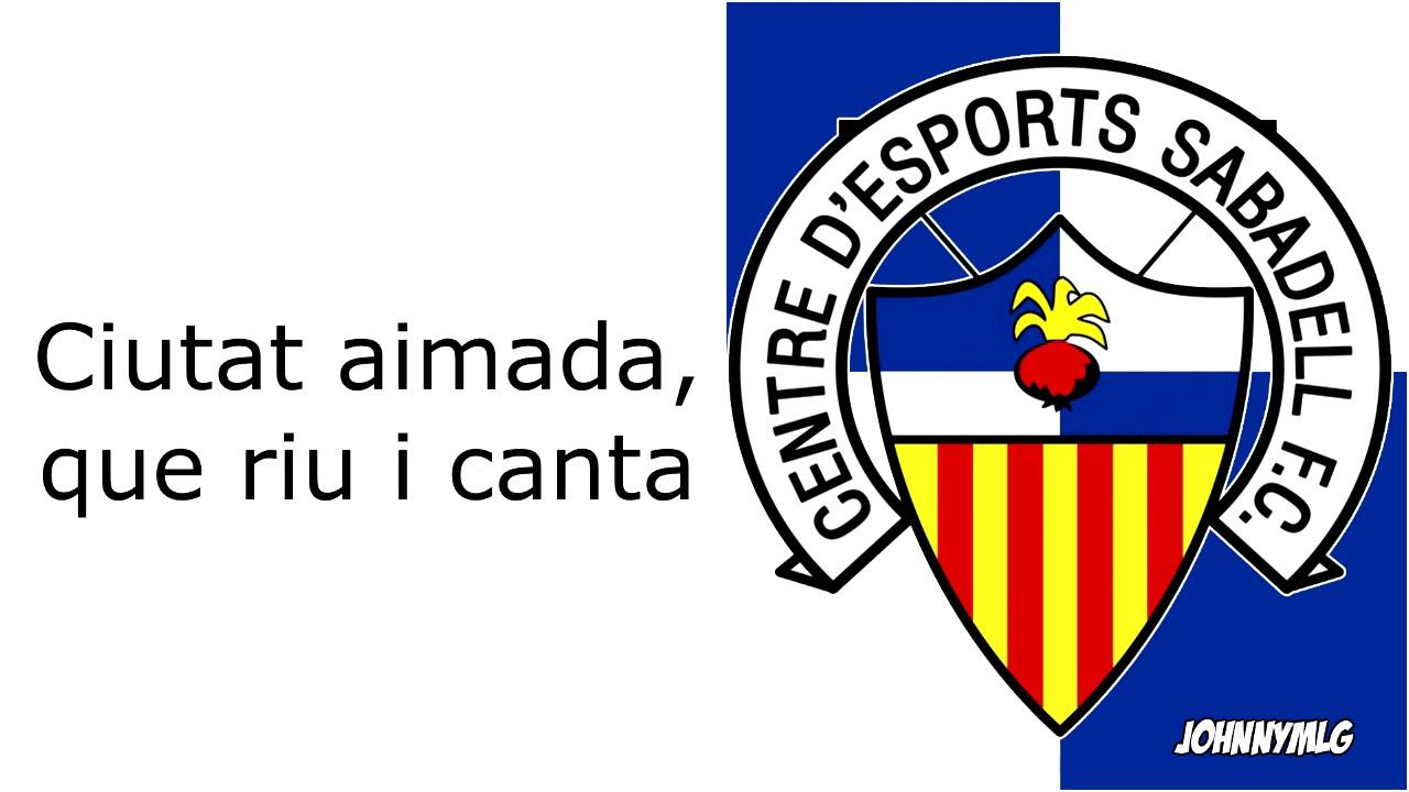Himno (versión moderna) | CE Sabadell FC