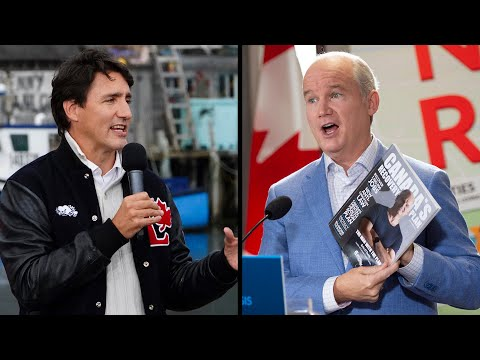 Tight race means any mistakes could be 'politically lethal' for Trudeau or O'Toole: Nanos