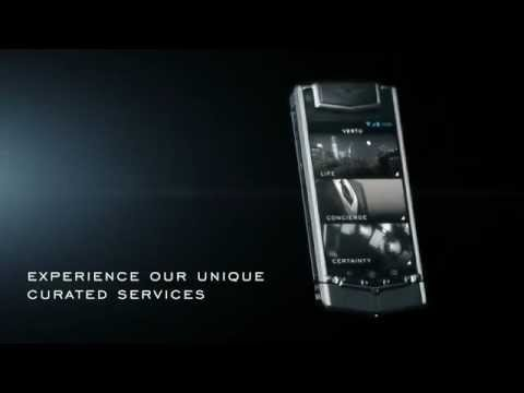 The New VERTU Ti -  Handmade in England, Powered by Android